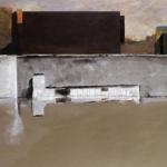 Lungotevere -130x200cm- 1997